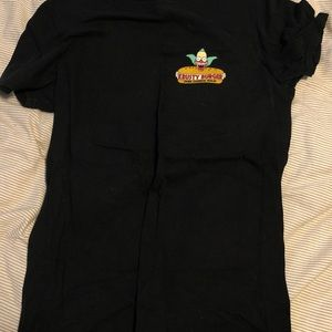 Krusty burger the simpsons tee